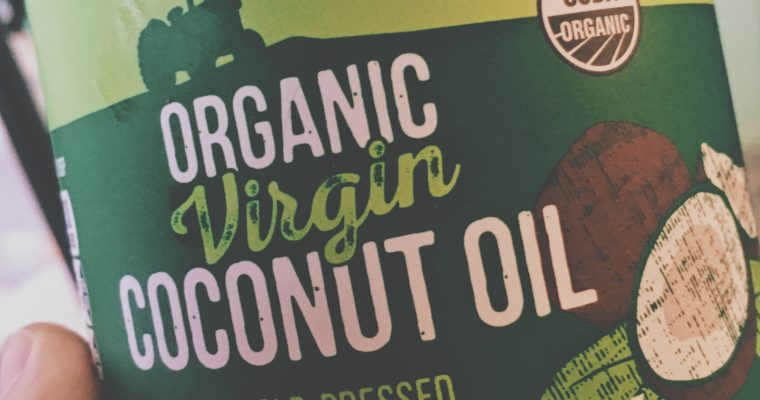 Coconut Oil – Why it Should Be Everyone's Household Staple