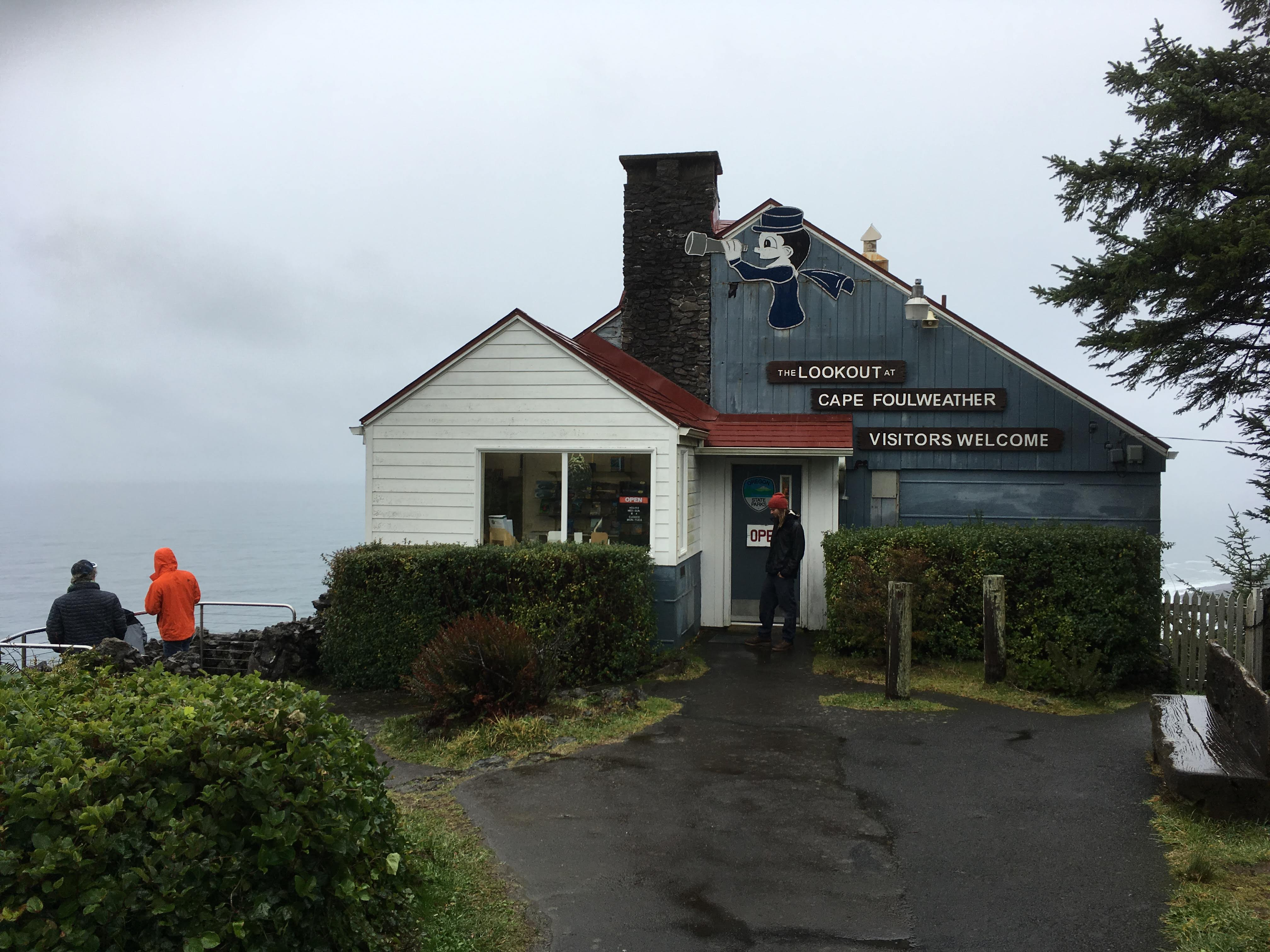 The Lookout at Cape Foulweather
