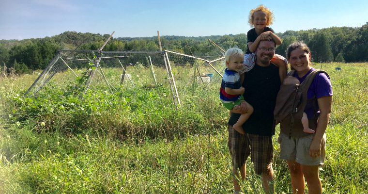 ROSY BUCK FARM – Interview with Holly & Randy Buck